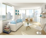 Midtown West 2 Bedroom/2 Bath in Brand New Development on 37th Street No Broker Fee /1 Month Free