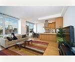 The Caledonia NYC on the Highline Park West Chelsea  One BR w Dramatic River & City Views